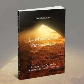 La Méditation Primordiale (Livre papier)